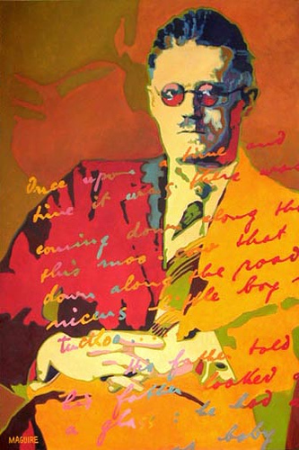 James Augustine Aloysius Joyce-Irish writer | Author of Ulys… | Flickr