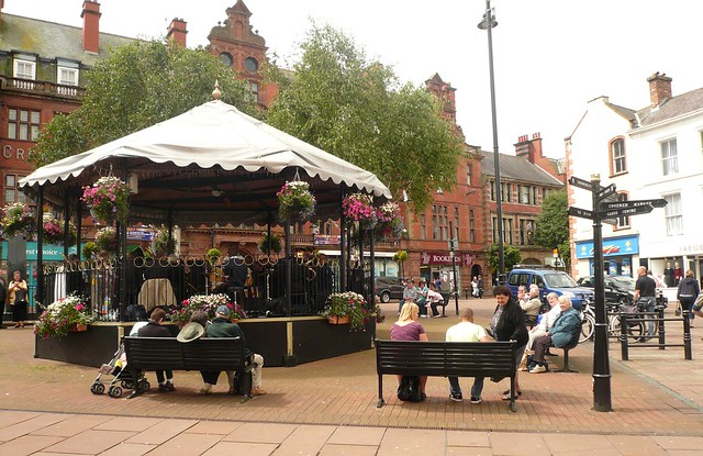 Carlisle: Bandstand