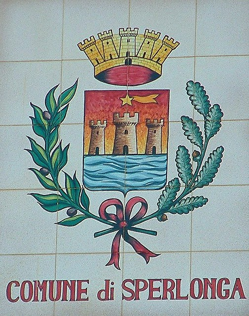 Sperlonga - Coat of Arms
