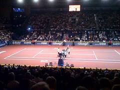 Federer vs. Reynolds
