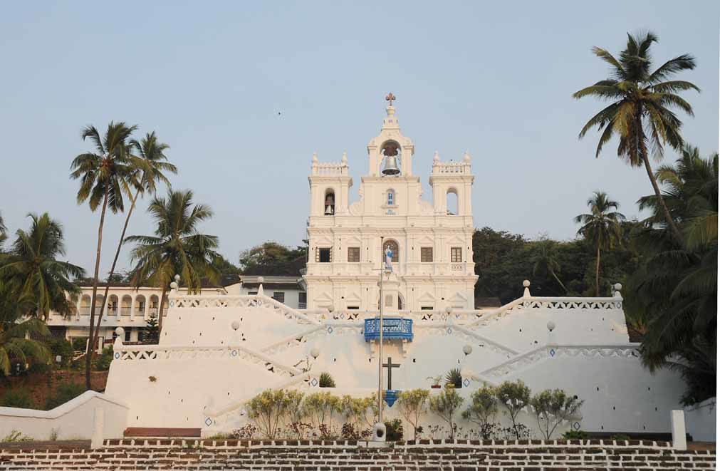 Panaji Church | Church of Our Lady of Immaculate Conception,… | Flickr