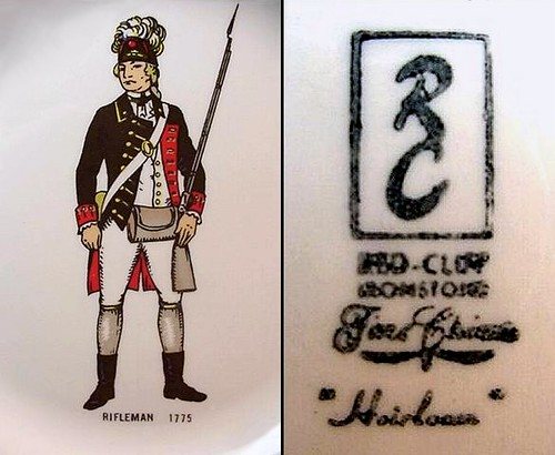 Soldier of the American Revolutionary War | The manufacturer