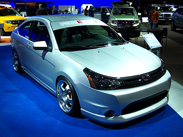 Ford Focus - custom