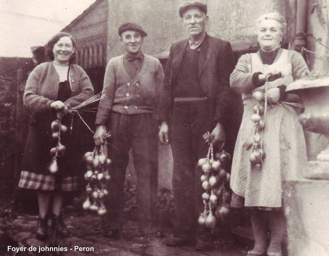 Roscoff - Archives Feutren - Johnnies