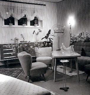 Wohnzimmer der 60er-Jahre | Meine Eltern waren sehr stolz au… | Flickr