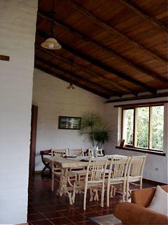 Cotacachi-Rental-real estate-dining-room | by ecuadorliving