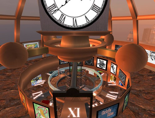 expanded clock 5   by I am R.