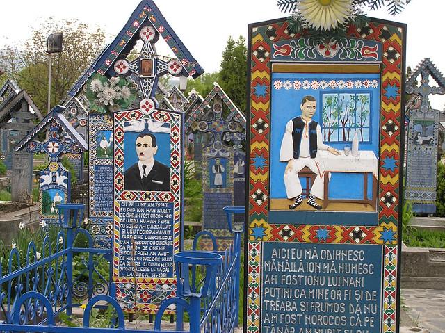 Sapanta: Merry Cemetery