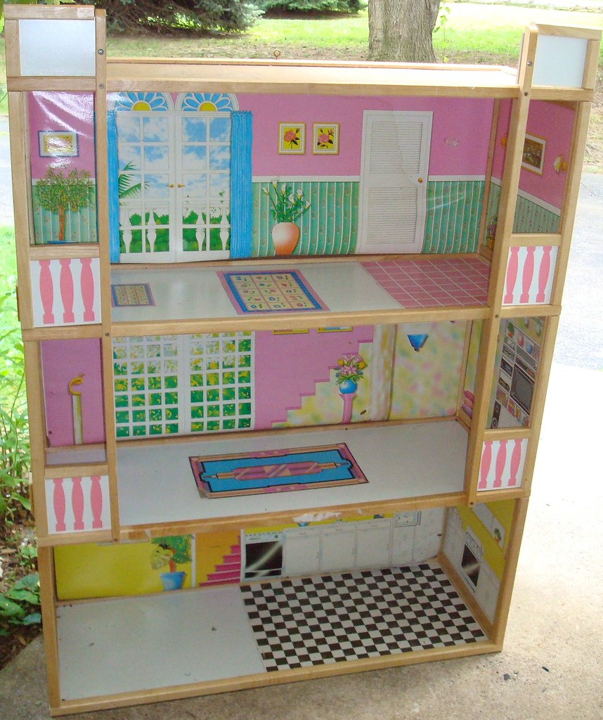 Huge Pj Kids Dollhouse Bookcase 50 I Ve Got A Great Piece