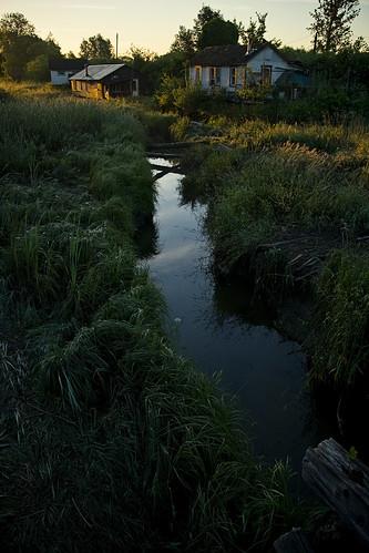 morning sunrise dawn britishcolumbia richmond lowtide finnslough finnsslough