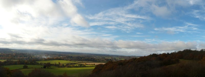 View Guildford Circular via Chantries Hill