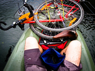 Bikerafting experiment: Luggage setup | by tomsbiketrip.com