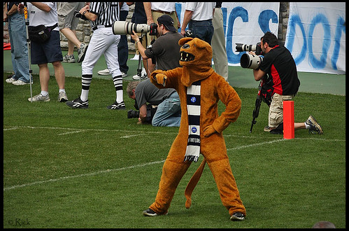 Nittany Lion, the mascot