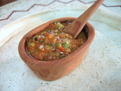 Roasted Vegetable Chimichurri   by Asado Argentina