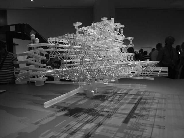 Flying structure MOMA | Photographer MM | Flickr