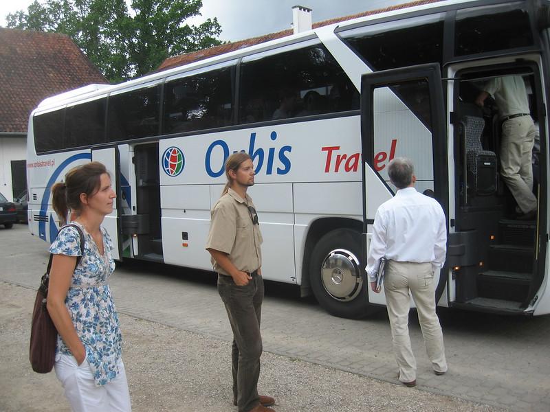 The ubiquitous bus