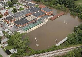 Aerial Brickie Bowl | dvddean | Flickr
