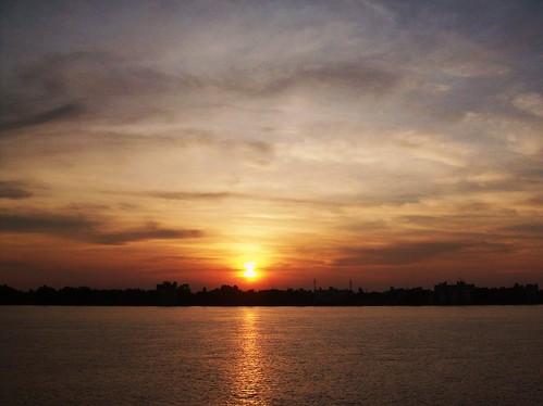 sunset india river kolkata soe ganges ghat westbengal mywinners baranagar alambazar