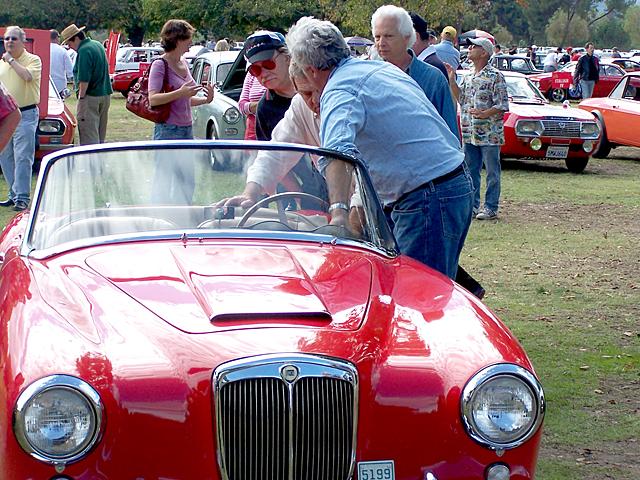 Mr. Leno with Lancia.jpg
