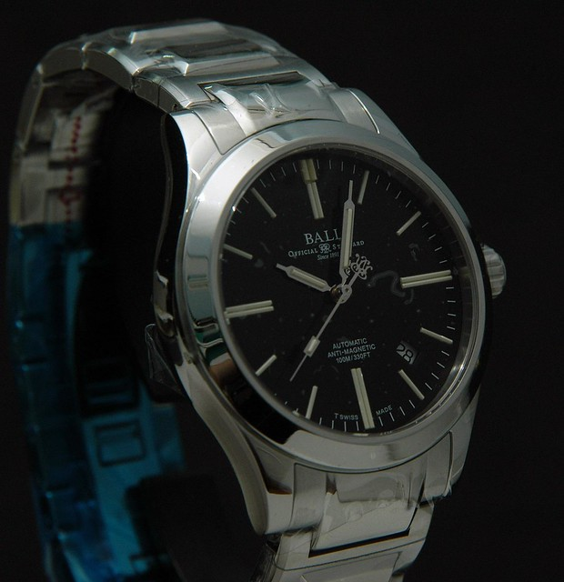 Ball Engineer Master II Classic NM1020C-S1-SL
