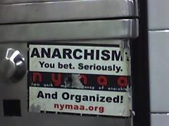 Anarchism (and organized!) | by kjmatthews