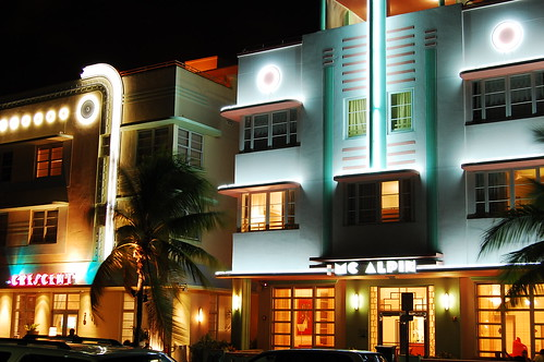 South Beach Art Deco #2 | by wyntuition