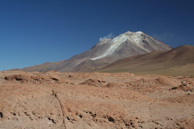 Bolivia - Volcan Ollague