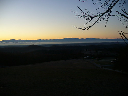 sunrise landscape knoxville tenessee highlandercenter