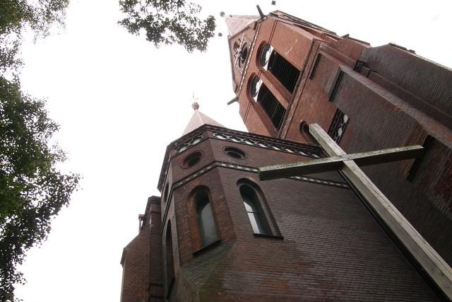 Eglise de Police #1