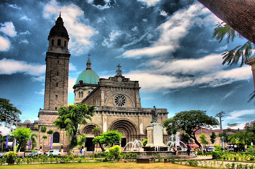 Manila Cathedral | by Frisno