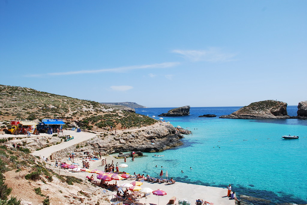 Blue Lagoon Malta Blue Lagoon Malta Wreckeddeco Flickr