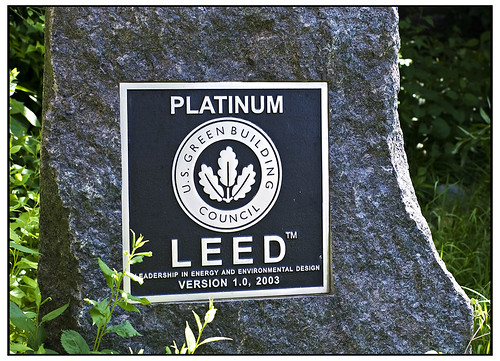 Platinum LEED | by swanksalot