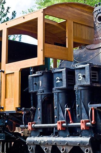 railroad railway crew castiron shay locomotive placerville railfan eldoradocounty steamlocomotive shaylocomotive eldoradocountyhistoricalmuseum diamondandcaldor eldoradowestern eldoradowesternrailway logginglocomotive