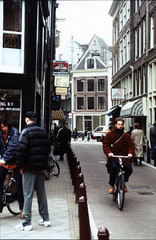 Rosmarijnsteeg in Amsterdam