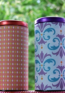 Transformed Tea Tins | by Wayfaring Wanderer