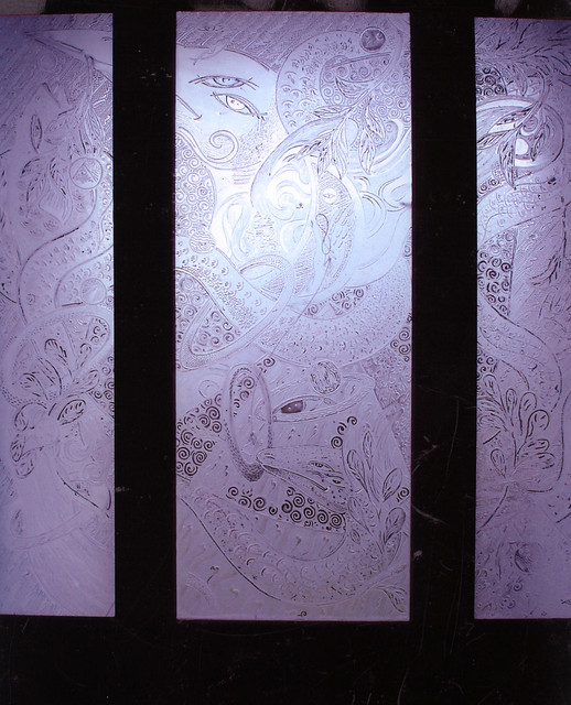 Front door panel Commission 2003