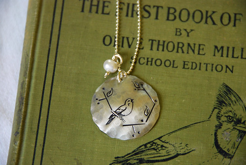 ten things :: bird necklace | by SouleMama
