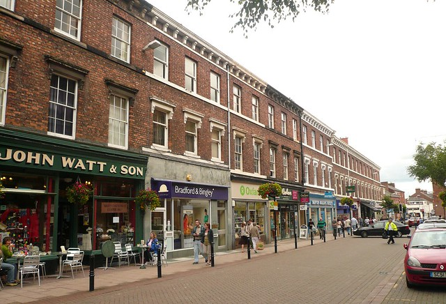 Carlisle: Shopping Centre
