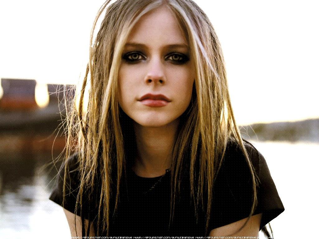 Avril Lavigne Wallpaper Avril Ramona Lavigne Flickr