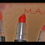 M.A.C LipSticks