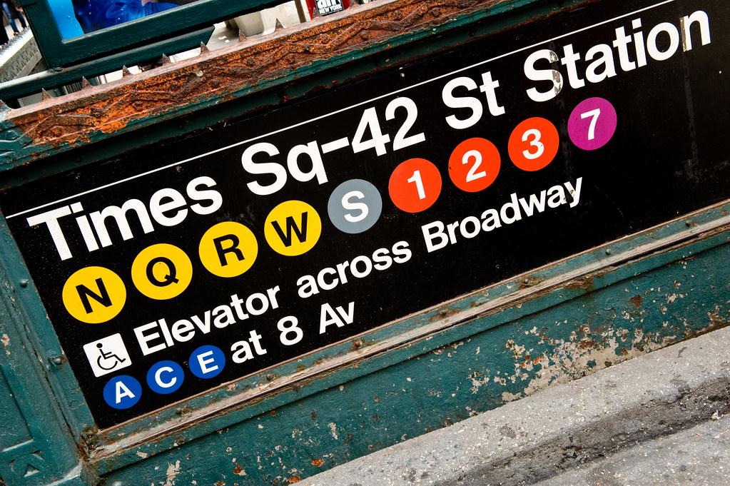 Subway - New York City