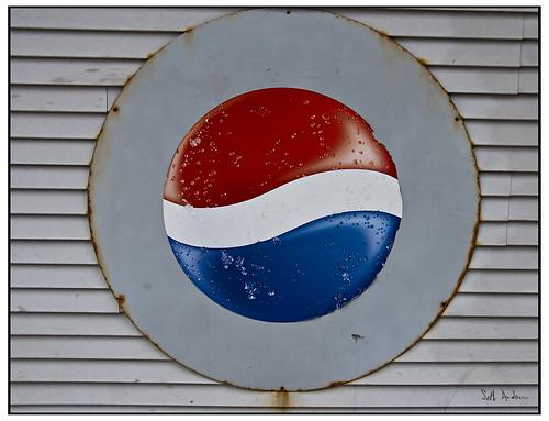 No Coke, Pepsi by swanksalot