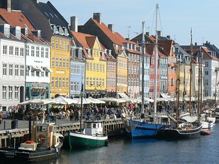 Nyhavn, famous harbour area in Copenhagen Denmark | by phototouring