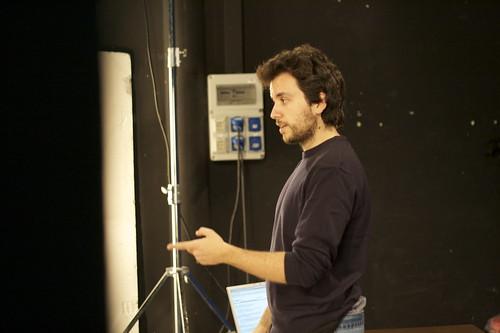 rehearsal | by Giovanni Calia