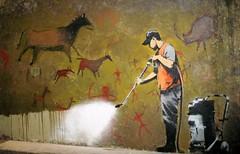 Banksy | by Malinki