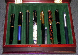 My Pen Collection:  May 24th, 2008