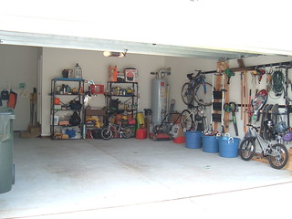 My nice organized garage | by Rubbermaid Products