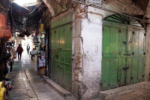 Muslim quarter   by Luxerta