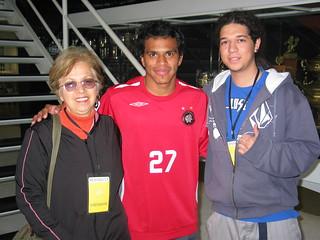 mãe, Ferreira e Matheus