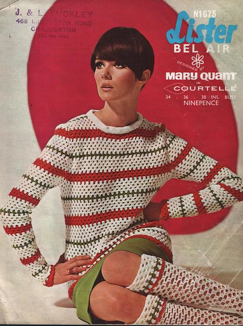Mary Quant sweater 001